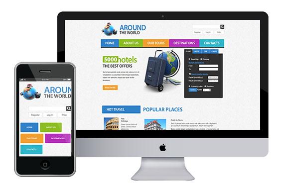 zAroundTravel-Free-responsive-html5-css3-themes