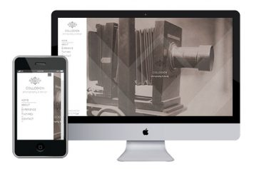 Collodion – Responsive Html5 Template