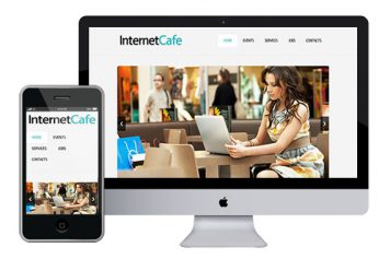 zCafe – Responsive Html5 Template