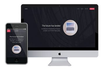 Landed – Responsive Html5 Template
