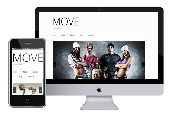 zMove-free-responsive-html5-css3-themes