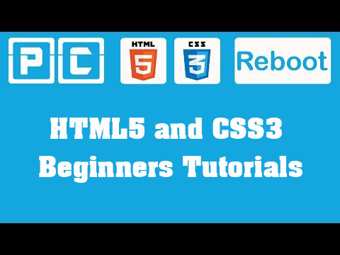 51 Videos - HTML5 and CSS3 Beginners Tutorials