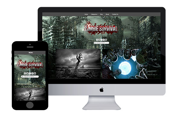 zZombie-Free-Responsive-Html5-Template