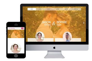 YourWedding – Bootstrap Html5 Template