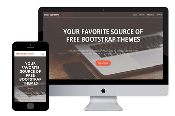 Creative Free Responsive Html5 Templates
