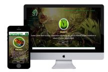 chameleon free html5 bootstrap themes