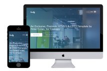 boxify free html5 responsive template