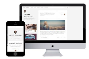 FutureImperfect – Free Html5 Template