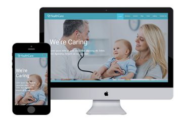 HealthCare – Responsive Html5 Template