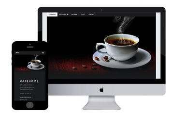 CafeHome – Free Html5 Template