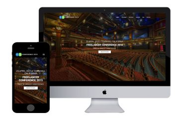 Conference- Responsive Html5 Template