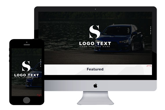 SuperCar - Free Bootstrap Themes