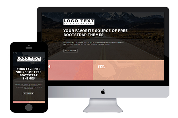 Gravity - Free Bootstrap Themes