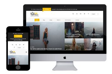 24News – Free Bootstrap Templates