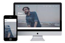 AirCV Free Bootstrap Templates